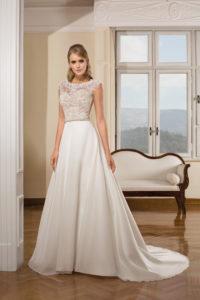 Piękna suknia - Cosmobella 7887